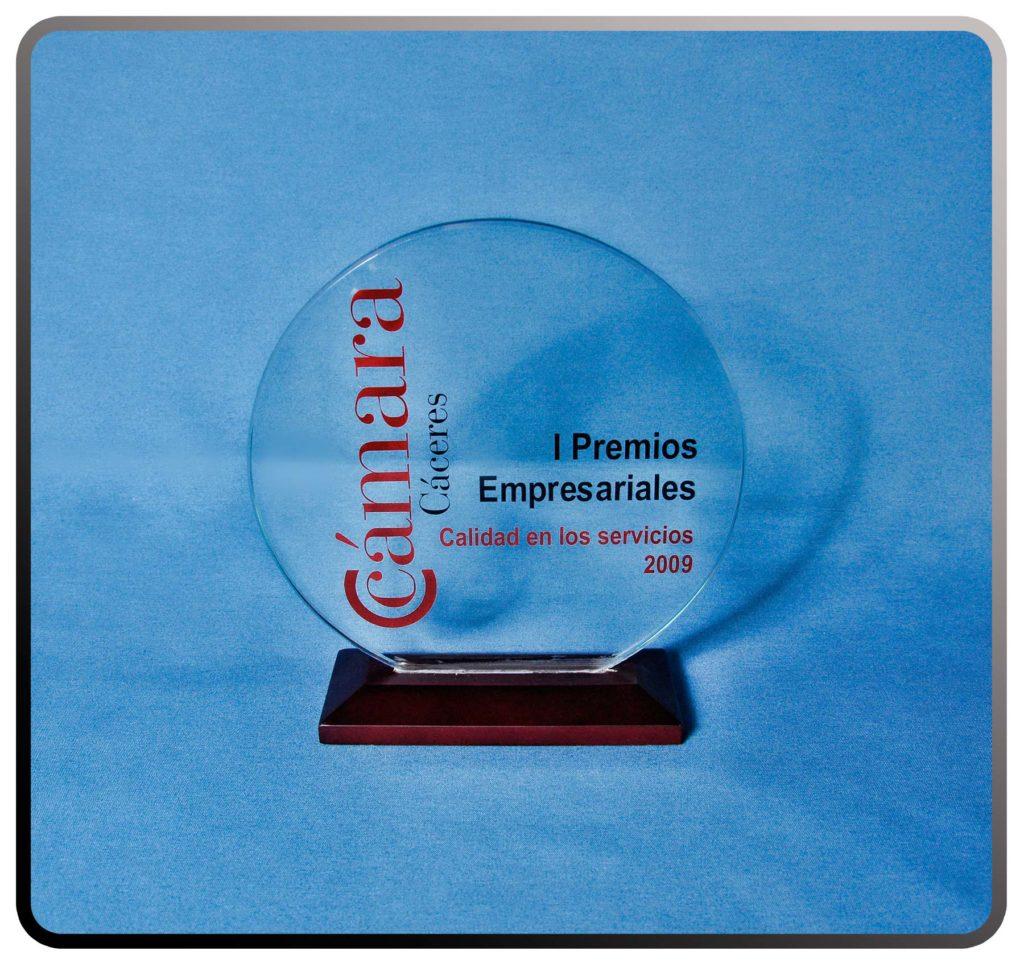 Premio Cámara Comercio 2009