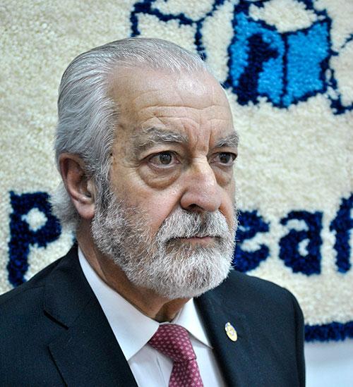 Francisco de Jesús Valverde Luengo, Presidente de Placeat