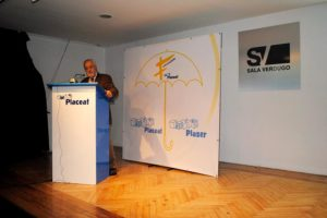 Conferencia de Francisco de Jesús Valverde, Presidente de PLACEAT. La Discapacidad a través de la Historia