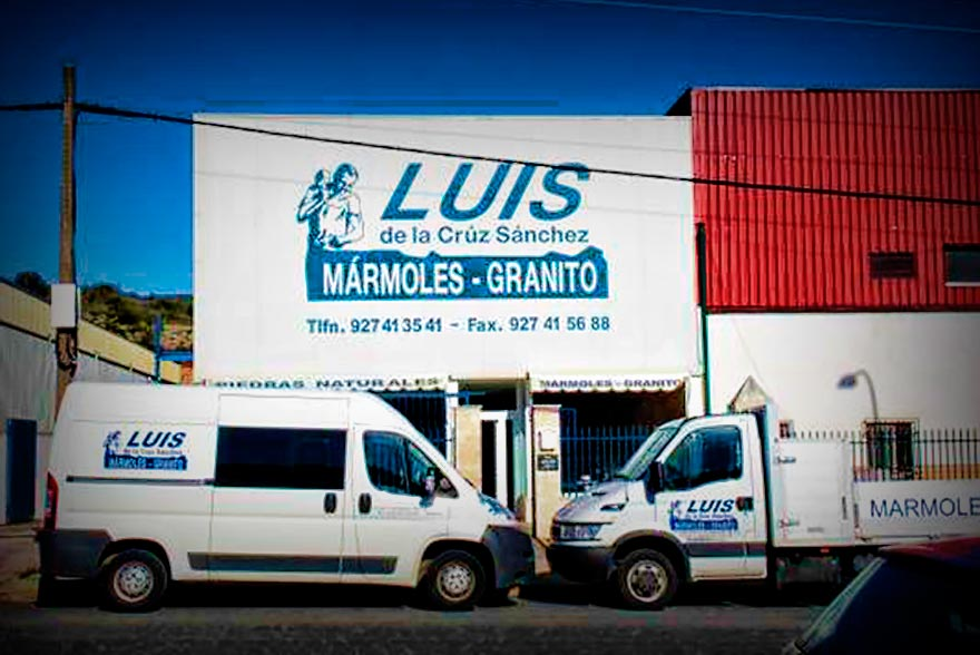 Mármoles y Granitos Luis de la Cruz colabora con PLACEAT