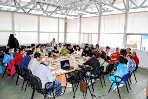 Mesa Redonda sobre Comunicación - Asociación PLACEAT