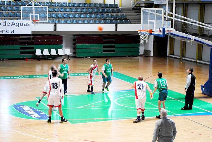 Partido de Baloncesto PLACEAT contra Aprosuba-7