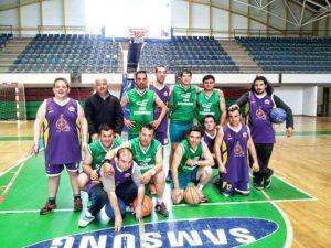 Partido de Baloncesto PLACEAT contra Malpartida de Cáceres