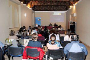 Curso de la Universidad Popular de Plasencia, impartido por la Asociación PLACEAT