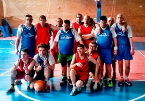 Baloncesto PLACEAT contra Ed. Bola