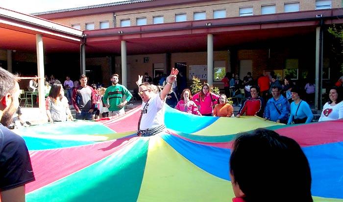 Fiesta IES Monfragüe, Plasencia