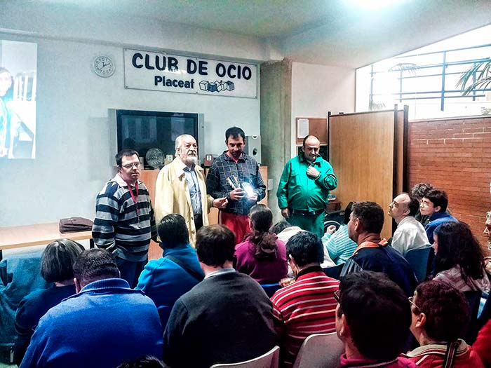 Asamblea Usuarios PLACEAT, Abril 2015