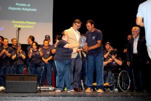 Gala del Deporte Plasencia 2015