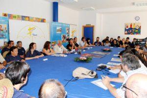 Rueda de Prensa Actividades de Verano - Asociación PLACEAT - Plasencia
