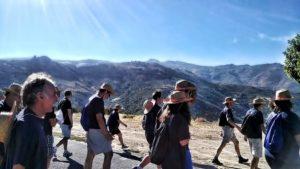 I Etapa Marcha Andando de PLACEAT por el Ambroz 2015