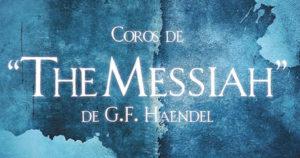 cartel coros the messiah a favor de PLACEAT, Plasencia