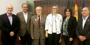 PLACEAT con EAPN en la Asamblea de Extremadura