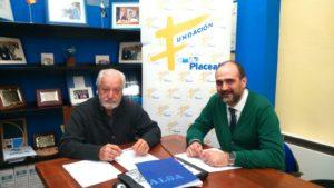 Acuerdo de la Asociación PLACEAT de Plasencia con el Grupo ENATCAR