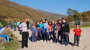 Excursión de la Asociación PLACEAT de Plasencia al Valle del Jerte