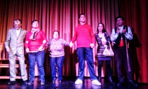 El Grupo de Teatro Placeat en el Rincón del Obispo