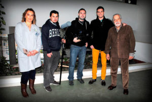Reporteros de Extremadura graban en PLACEAT
