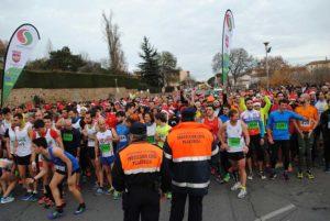 Carrera San Silvestre en Plasencia 2015