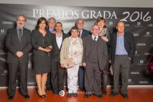 Premios GRADA 2016