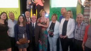Premio ONCE SOLIDARIOS 2016