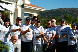 Voluntarios en la Carrera 10000 de La Vinosilla