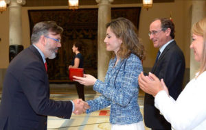 Plasencia, Premio Reina Letizia de Accesibilidad