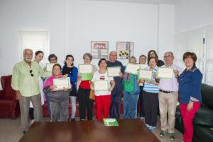 Clausura Curso Envejecimiento PLACEAT 2016