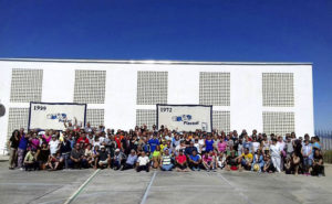 Romería PLACEAT 2016 en la Finca de San Gil