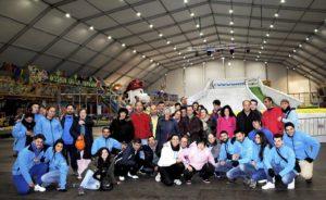PLACEAT en la pista de hielo de Cereslandia