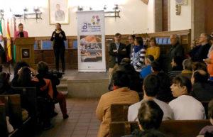 Acto Institucional Día Internacional de las Personas con Discapacidad