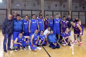 Equipos de Baloncesto de Malpartida de Cáceres y PLACEAT