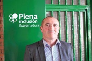 Pedro Calderón, nuevo Presidente de Plena Inclusión Extremadura