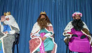 Visita de Los Reyes Magos a PLACEAT