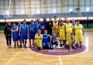 Partido de Baloncesto contra Aprosuba-4, Don Benito