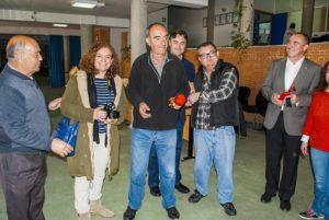 Responsables de Plena Inclusión Extremadura, visitan PLACEAT