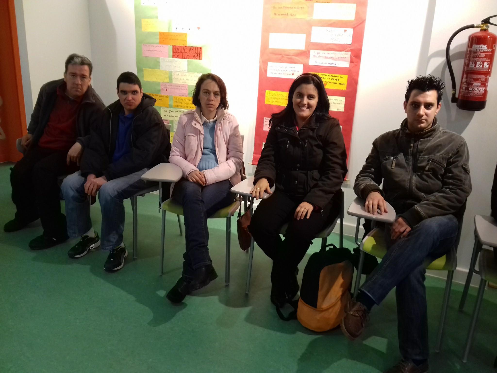 Participantes de PLACEAT en el Encuentro de Las Comunidades de Experiencias