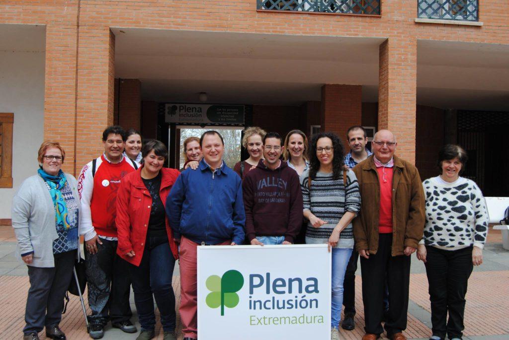 Representante para la Junta Directiva de Plena Inclusión Extremadura. Foto: Plena I. Extremadura
