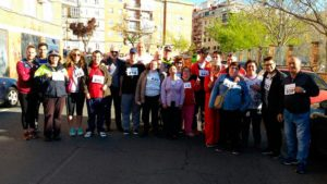 PLACEAT en la Marcha Solidaria del CEIP Miralvalle 2017