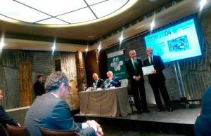 La Fraternidad-Muprepa, concede un Premio al trabajo en Prevención de Riesgos Laborales, de la V edición de los Premios Escolástico Zaldívar a PLACEAT