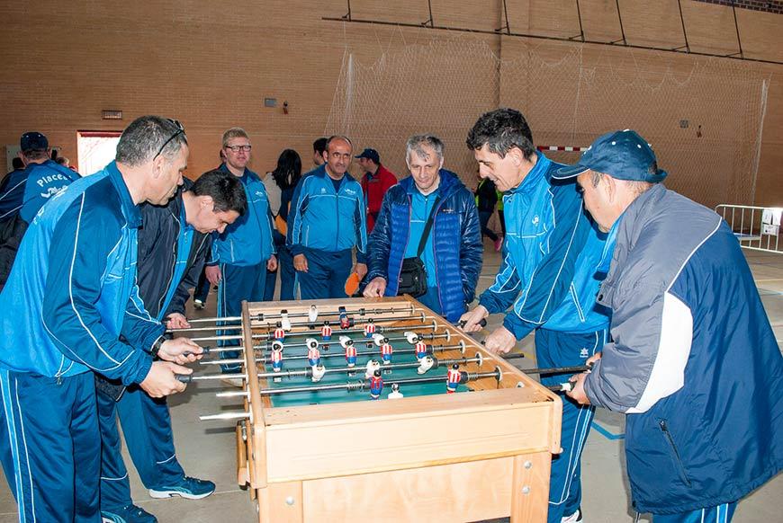 Imagen de las PREVIAS DE LOS JEDES EN AHIGAL. Más de 300 deportistas con discapacidad intelectual se dan cita en este pueblo extremeño