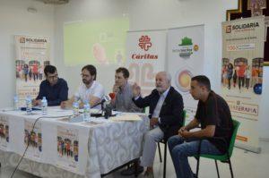 Rueda de Prensa X Solidaria