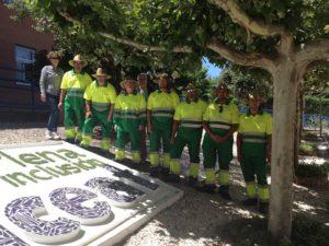Renovación de los trajes de Jardinería de PLASER (PLACEAT SERvicios)