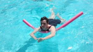Comienzo temporada piscina 2017