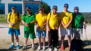 Torneo Fin de Curso 2017 de Golf Adaptado en Talayuela