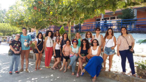Visita de MONTACTIVEX y el Campamento de Verano de EUEXIA