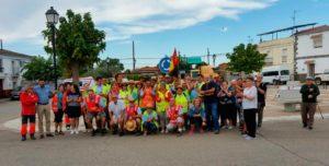 III Etapa de la Marcha andando de la Asociación PLACEAT por las Tierras