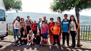 II Festival Internacional de Cultura y Artes del Movimiento que se celebró en Rebollar