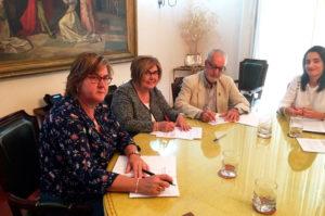 Firma Programa INTEGRA entre la Diputación y PLACEAT