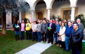 Las Comunidades de Experiencia de Extremadura con Guillermo Fernández Vara