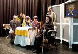 Actuación del Grupo de Teatro de PLACEAT en Rincón del Obispo