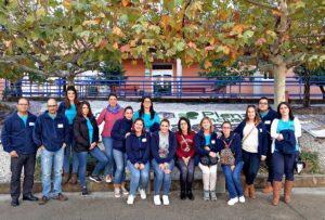 Visita alumnos Mancomunidad Tajo-Salor